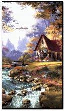 Cottage tại sông