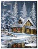 Winter fairy tale