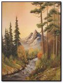 autumn forest river