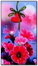 sihirli çiçekler bahar