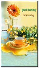 günaydın bahar