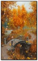 가을 공원