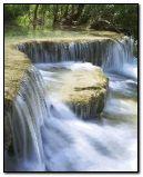 Wspaniały wodospad