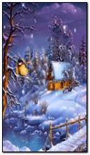 zimowa natura