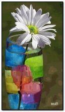 Bunga dalam Vas