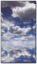 Odbicie chmur