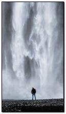 À la cascade