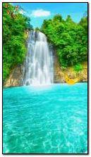 thác nước và sông