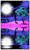 sombras da lua cheia