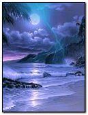 animated sea