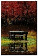 hujan musim gugur