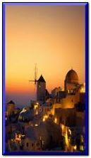 ギリシャの夕焼けan.frames ep