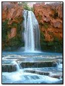 Havasu water falls