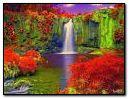 カラフルな自然