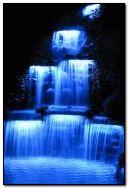 Голубая вода