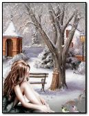 kış zamanı