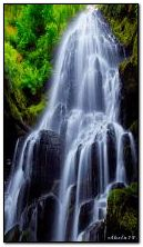 Opaeka'a Falls、カウアイ島、ハワイ州