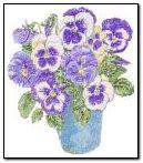 Pot of flowers