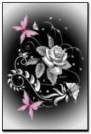 Silve rose