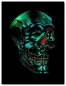 Magic Skull 240x320
