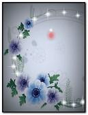 ดอกไม้สีฟ้า