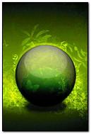 हिरवा चेंडू