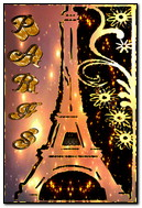 Paris Eiffel 3D