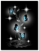 Abst Butterflys