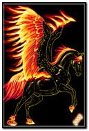 fogo de cavalo