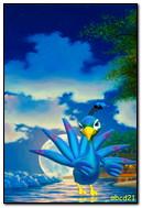 Pájaro Danzante