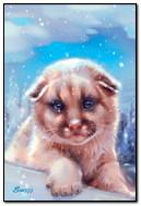 Tigre della neve
