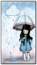 يوم ممطر