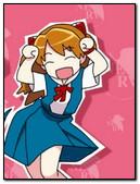 Dance Anime Girl