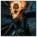 Burning Skull One )