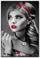 Girl Cherry