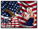 Краса американська