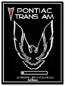 Pontiac Trans Am Windows