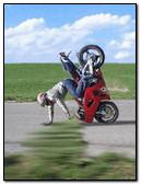 Funny Bike Ridin