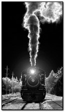 Keretapi malam