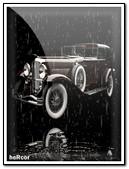 Retro 1930 Duesenberg Gif