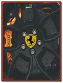 Llanta Ferrari 240 C