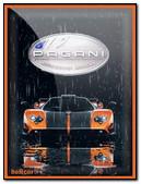 Pagani Zonda Orange G2