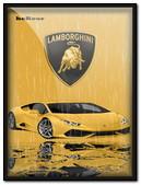 2015 Lamborghini Huracan Coupe Gif