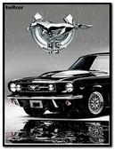 Cars Mustang 240