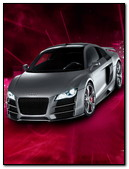 Car Audi Animated 86600