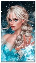 Elsa Cold Heart