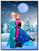 Frozen Anna And Elsa