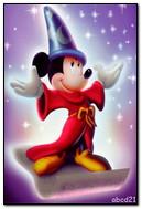 मिकी जादूगार