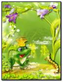 Queen Frog