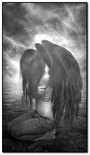 ملاك ساقط
